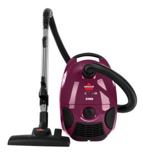 Best Canister Vacuum - Bissell Zing Bagged Canister Vacuum 4122