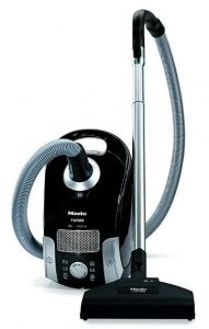 Best Canister Vacuum - Miele Compact C1 Turbo Team Canister Vacuum Obsidian Black