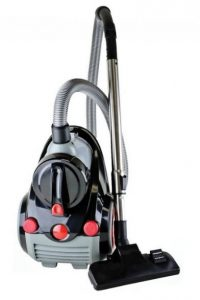 Best Canister Vacuum - Ovente Bagless Canister Vacuum with HEPA Filter (ST2010)