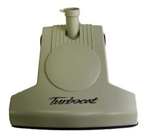 Best Central Vacuum Powerhead - TurboCat Floor Nozzle with Edge Cleaning