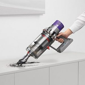 Best Cordless Stick Vacuum Cleaner - Dyson Cyclone V10 Absolute Lightweight Cordless Stick Vacuum Cleaner Handheld