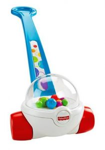 Best Toy Vacuum Cleaner for Kids and Toddlers - Fisher-Price Corn Popper