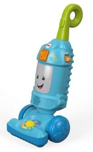 Best Toy Vacuum Cleaner for Kids and Toddlers - Fisher-Price Laugh Learn Light-up Learning Vacuum