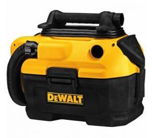 Best Vacuum for Drywall Dust - DEWALT DCV581H Cordless or Corded Wet-Dry Vacuum