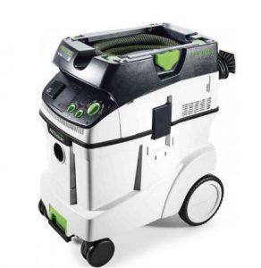 Best Vacuum for Drywall Dust - Festool 574938 CT 48 E HEPA Dust Extractor - Festool CT 48