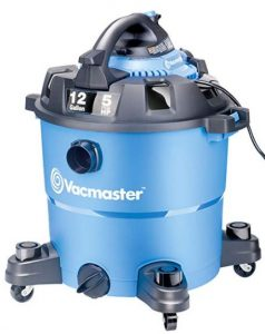 Best Vacuum for Drywall Dust - Vacmaster VBV1210 Wet Dry Vacuum with Detachable Blower