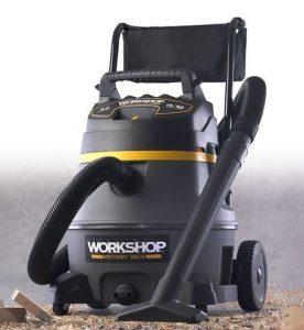 Best Vacuum for Drywall Dust - WORKSHOP WS1400CA High Power Wet Dry Vacuum Cleaner