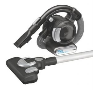 Best Vacuum for Laminate Floors - BLACK+DECKER BDH2020FLFH MAX Lithium Flex Vacuum