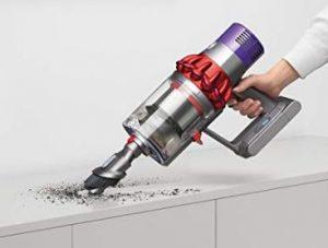 Dyson V10 vs V8 - Dyson V8 vs V10 Handheld Vacuum