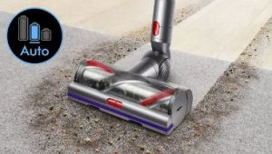 Dyson V11 Review Dyson Animal vs Torque Drive - Auto Mode