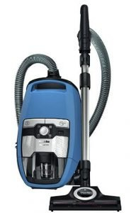 Best Miele Vacuum Cleaner - Miele Blizzard CX1 Turbo Team Bagless Canister Vacuum