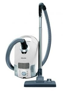Best Miele Vacuum Cleaner - Miele Compact C1 Pure Suction Canister Vacuum