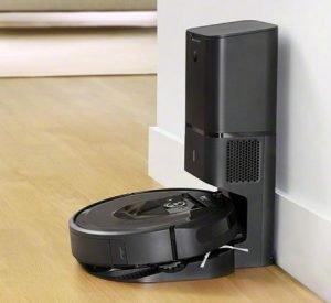 Best Vacuum for Arthritis Sufferers Patients - iRobot Roomba i7 Plus 7550 Robot Vacuum