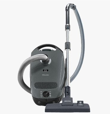 Best Vacuum under 300 - Miele Classic C1 Pure Suction Canister Vacuum Cleaner