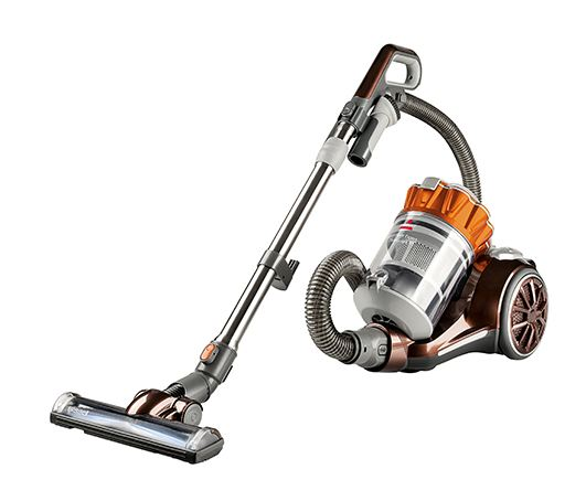 Best Vacuum for Concrete Floors - Bissell Hard Floor Expert Multi-Cyclonic Bagless Canister Vacuum 1547
