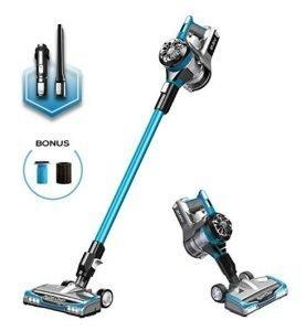 Best Vacuum for Concrete Floors - Eureka NEC222 HyperClean Cordless Vacuum Cleaner