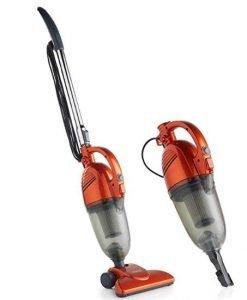 Best Vacuum for Concrete Floors - VonHaus 2 in 1 Stick and Handheld Vacuum Cleaner