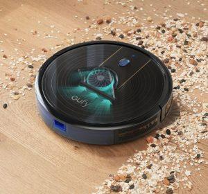 Best Vacuum for Concrete Floors - eufy BoostIQ RoboVac 15C Wi-Fi Upgraded Robot Vacuum