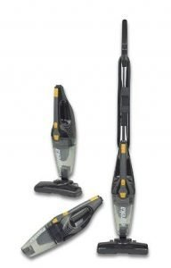 Best Vacuum for Vinyl Floors - Eureka NES210 Blaze 3-in-1 Swivel Lightweight Stick Vacuum