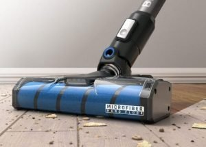 Hoover ONEPWR Blade MAX Cordless Stick Vacuum BH53350 Review - Microfiber Hard FLoor Nozzle