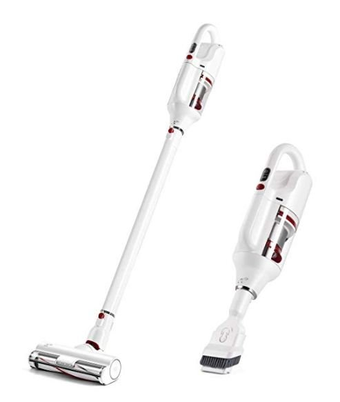 PUPPYOO T10 Home Cordless Stick Vacuum Cleaner Review