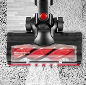 MOOSOO K17 Cordless Stick Vacuum Review - LED Headlights