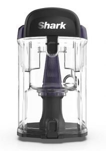 Shark Navigator Swivel Pro Complete Review - Dust Cup