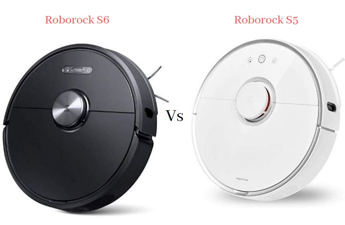 Roborock S6 vs S5 Detailed Comparison