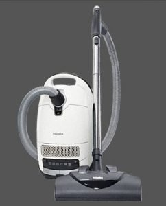 Best Canister Vacuum for Cat Litter - New Miele Complete C3 Cat & Dog Canister Vacuum Cleaner