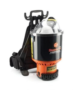 Best Hoover Backpack Vacuum - Hoover Commercial Lightweight Backpack Vacuum C2401
