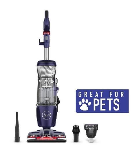 Best Hoover Vacuum Cleaners - Hoover Power Drive Bagless Multi Floor Upright Vacuum Cleaner UH74210PC