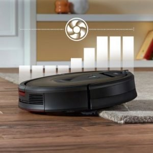 Best Robot Vacuum for Cat Litter - iRobot Roomba 980 Robot Vacuum Cleaner