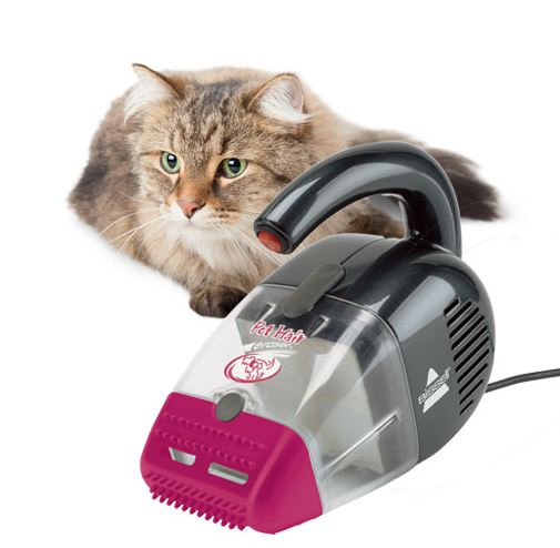 Best Vacuum for Cat Litter - Bissell Pet Hair Eraser Corded Handheld Vacuum 33A1