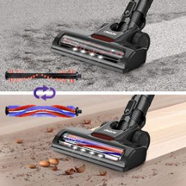 Floor Heads - Review of ONSON Cordless Stick Vacuum