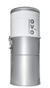 OVO Heavy Duty Powerful Central Vacuum System - Best Vacuum for Large Family