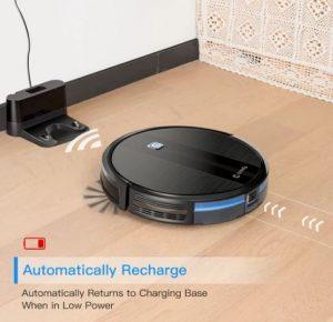 Automatic Recharge - Coredy Robot Vacuum Review (R3500 vs R3500S)
