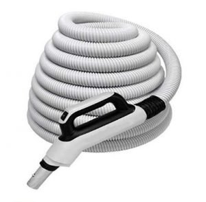 Beam 36 Foot Replacement Central Vacuum Hose, Direct Connect With FREE HOSE SOCK - Best Central Vacuum Replacement Hose