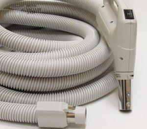 Best Central Vacuum Hose - Direct Connect Electric Hose