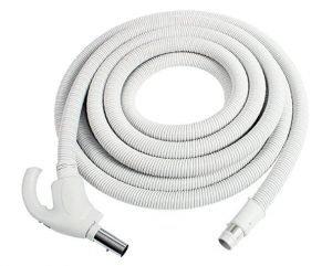 Cen-Tec Systems 91353 Central Vacuum Hose 40 Ft. Light Gray - Best Central Vacuum Hose