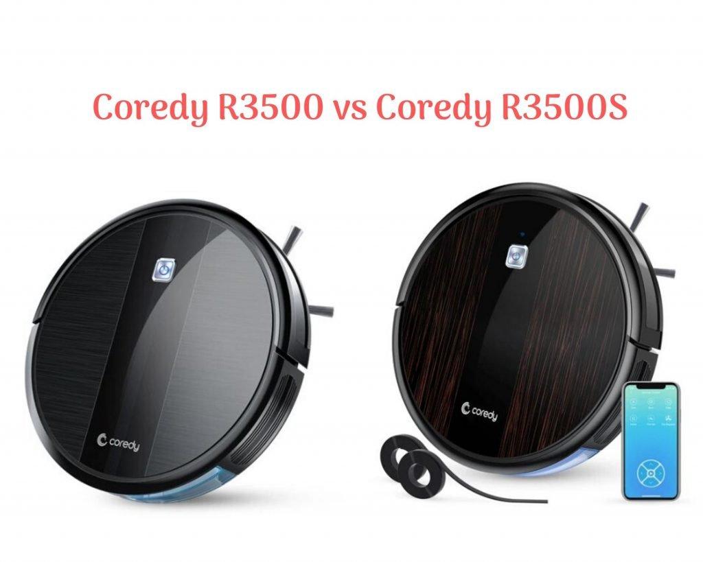 Coredy R3500 vs R3500S