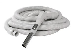 MD Central Vacuum Low Voltage On Off Hose - Best Central Vacuum Hose Replacement