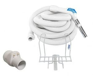 Vacuflo Genuine 7352-30 On Off Hose with Prongs 30ft - Best Central Vacuum Hose Replacement for Vacuflo