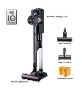 Best LG Cordless Stick Vacuum Cleaner - LG Cordzero A9 Ultimate Cordless Stick Vacuum Cleaner A907GMS