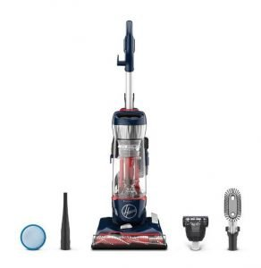 Best Upright Vacuum - Hoover Pet Max Complete Bagless Upright Vacuum Cleaner UH74110