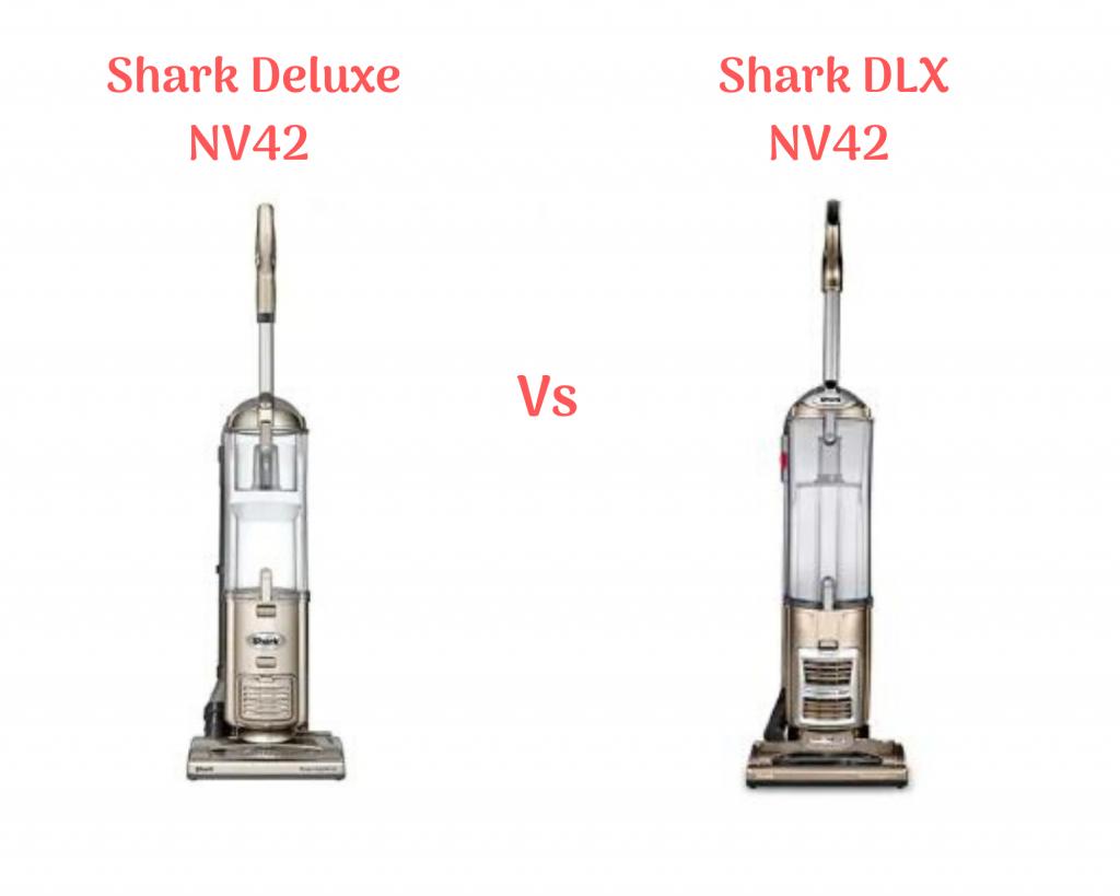Shark Navigator Deluxe NV42 vs Shark Navigator DLX NV70