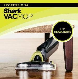 Shark VACMOP Pro Review - Shark VACMOP Pro VM252 Review - Shark VACMOP Pro Cordless Vacuum Mop for Hard Floors Review - LED Headlights