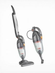 Best Vacuum for Marble Floors - VonHaus 2 in 1 Stick Handheld Vacuum Cleaner 600W
