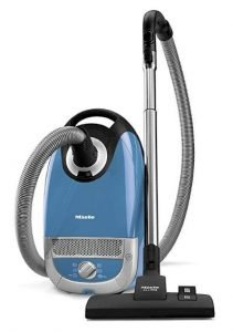 Best Vacuum for Marble Stone Flooring - Miele Complete C2 Hard Floor Canister Vacuum Cleaner