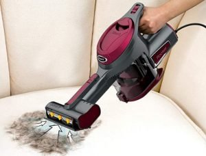 Places Often Ignored When Vacuuming - Upholstery