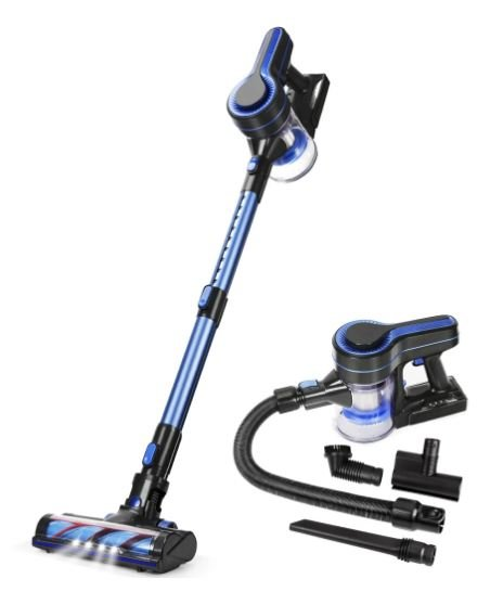 APOSEN H251 5 in 1 Cordless Stick Vacuum Review